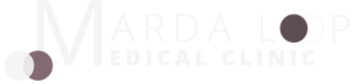 Marda Loop Medical Clinic logo white